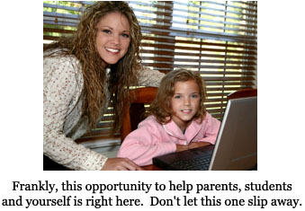 helping parents and students